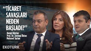 Türk Ekonomisi Büyümeye Başlayacak mı?   Burak Küntay, Zeynep Ökten, Mehmet Taylan   (19.08.2019)