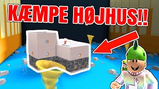 HUGE HIGH RISE!! -Boat Simulator #7 (English Roblox)