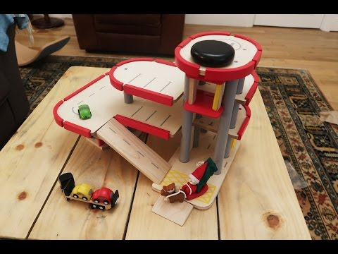 Plan Toys Car Garage Cars RC – Plan Toys Car Garage