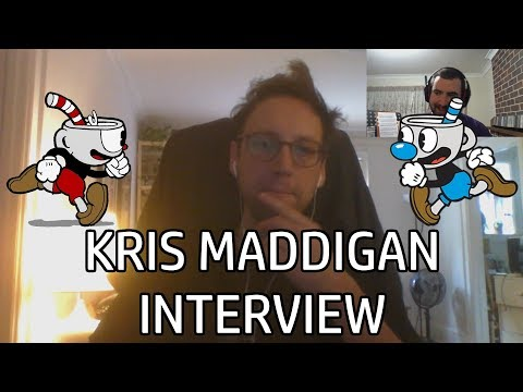 Kristofer Maddigan Interview  Composer of Cuphead