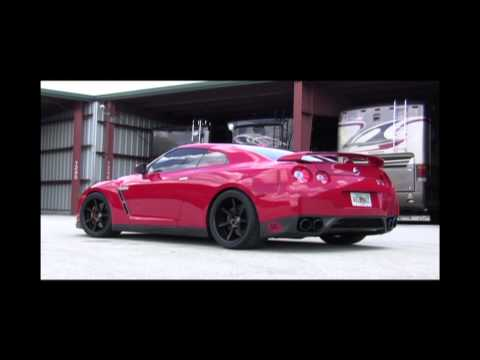 Import Image Racing Nissan GTR with BC Racing Manhattan's and Coilvoers