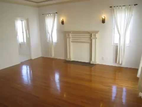 Art Deco Apartment For Rent In Los Angeles Youtube