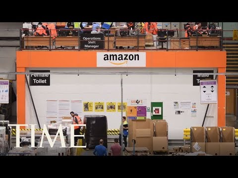 Robin Rock - Would you quit your job for $10,000 to work for Amazon?