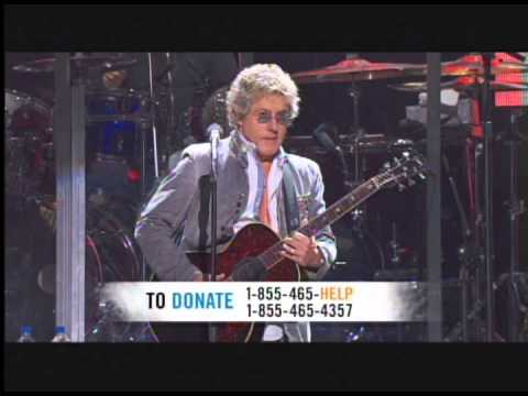 The Who: Who Are You LIVE 121212concert Sandy Benefit