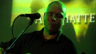 Antimatter - In Stone (19.04.2013, Plan B Club, Moscow, Russia)
