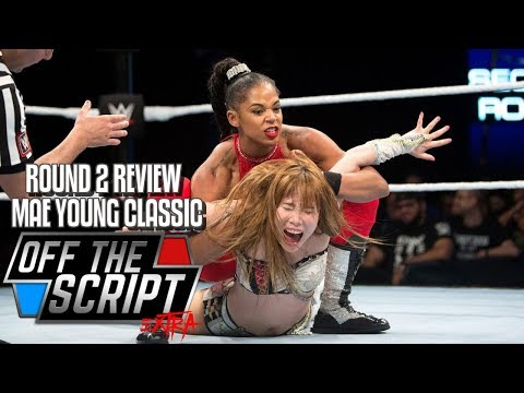 KAIRI SANE VS BIANCA BELAIR STEALS THE SHOW! Mae Young Classic Round 2 Review & Results