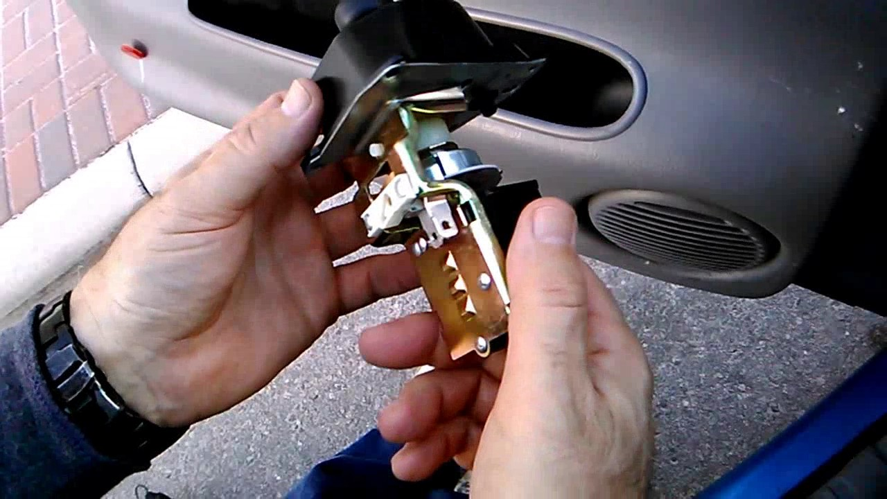 Replace Dodge Dakota Headlight Switch 1998 Youtube