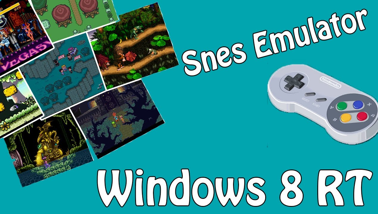 snes8x rom download