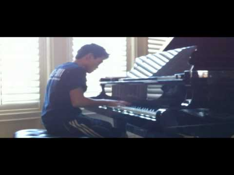 Augustana - Fire Piano Cover