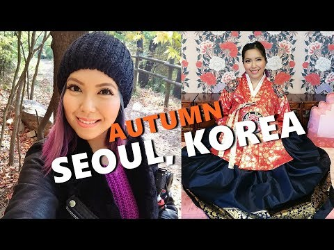 AUTUMN IN SEOUL, KOREA! (DAY 1 - Nov. 4, 2017) - saytioco