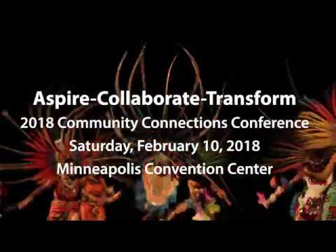 2018 Minneapolis Community Connections Conference