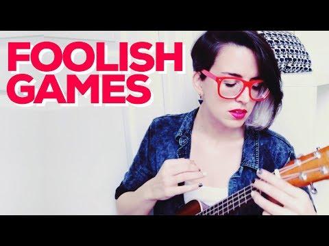 Foolish Games | UKULELE COVER | Jewel Kilcher