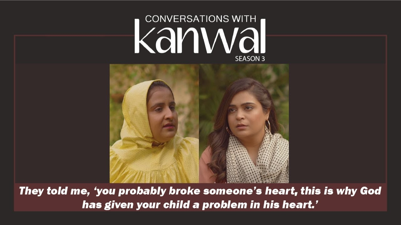 Conversations with Kanwal S3   Episode 07   Mom Shaming
