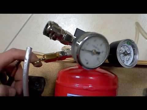 Come costruire un compressore per aerografi