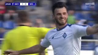 Uefa Youth League U19: Dinamo Kiev - Juventus 3-0