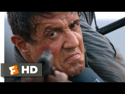 Escape Plan (10/11) Movie CLIP - Boom (2013) HD