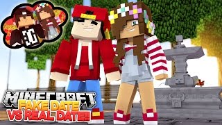 Minecraft Adventure - ROPO IS GETTING A REAL DATE WITH LITTLE ALLY!!!