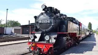 ドイツ/モリー鉄道SL バートドーベラン〜キュルンクスボァン西