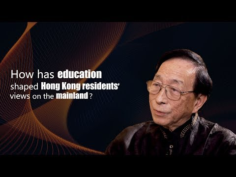 How Has Education Shaped HK Residents' Views On Chinese Mainland