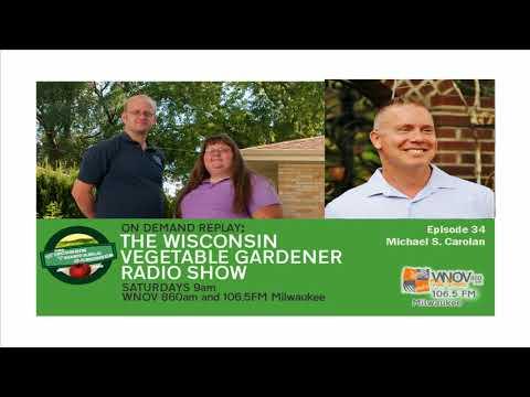 Audio 6 oxygen producing House Plants Put garden to bed The Wisconsin Vegetable Gardener Radio Show
