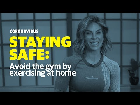 5 Exercises Jillian Michaels Says You Can Do At Home To Avoid During The Coronavirus