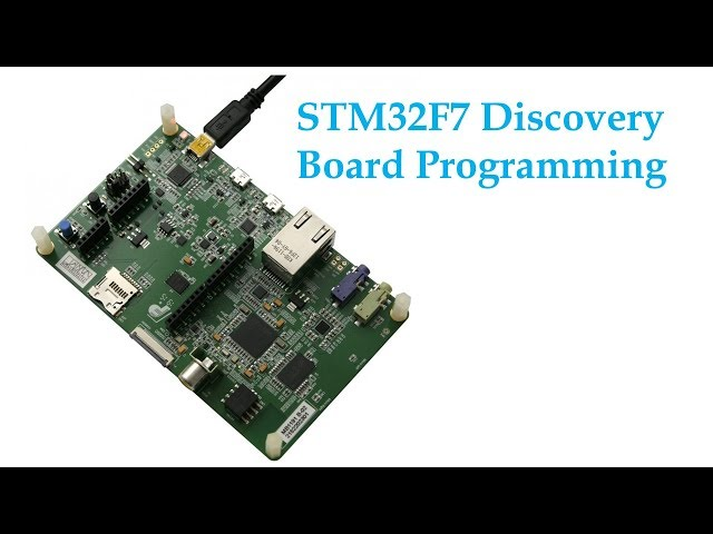 Stm32f7 Fft Example