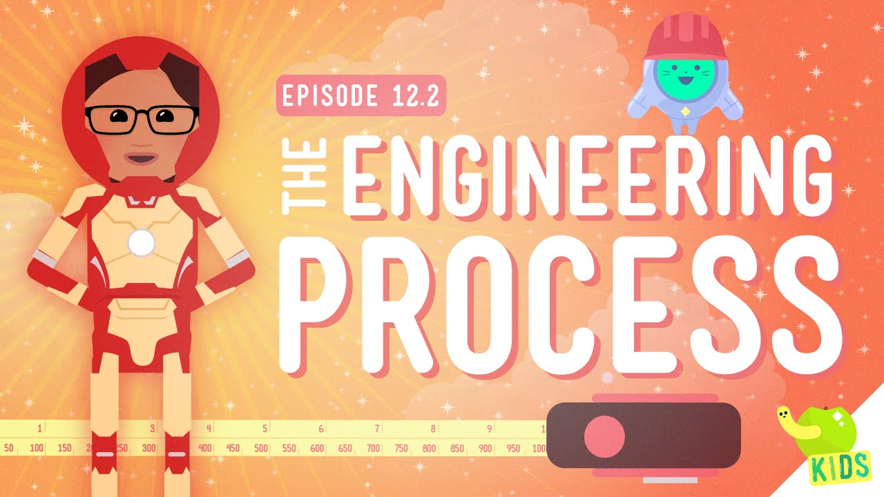 The Engineering Process Crash Course Kids 12 2 Youtube