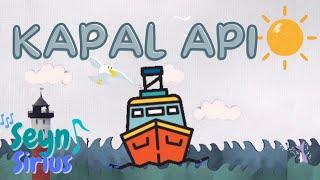 Kapal Api (Lagu Anak Indonesia) | Lirik
