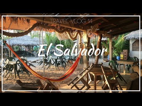 EXPLORING EL SALVADOR   Travel Vlog