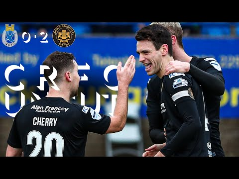 Dungannon Carrick Rangers Goals And Highlights
