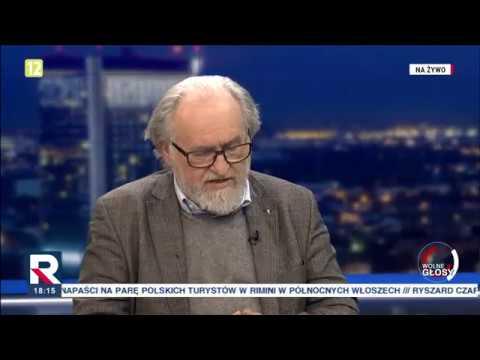 Dr R.Brzeski, dług honorowy Izraela w stosunku do Polski 09.02.2018