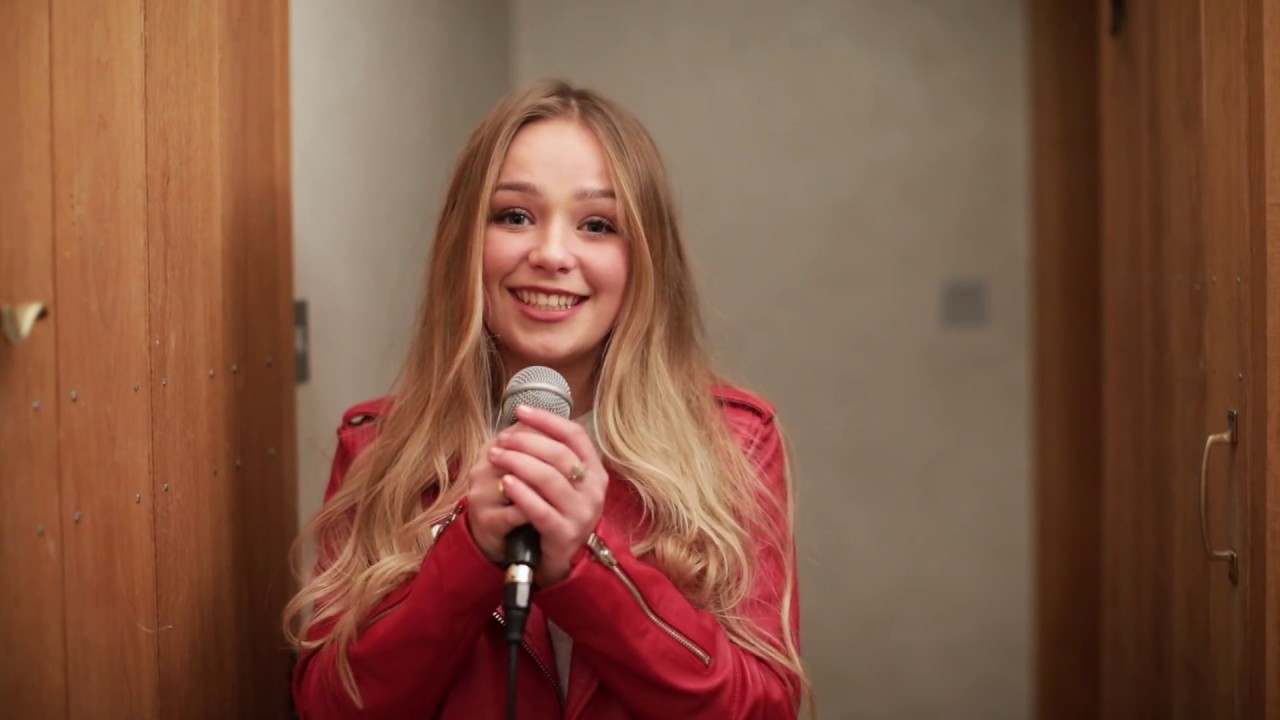 Faith In The Shape Of You connie talbot 2017 nuevo video - YouTube