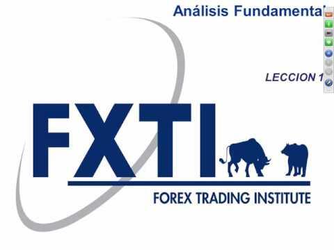 Curso de Forex Leccion 16 y 17 Analisis Fundamental Forex