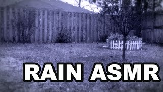 ASMR Binaural Raining Bird Chirping Train Whistling Natural Sounds