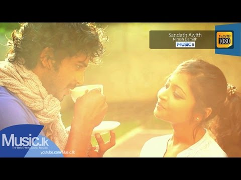 Sandath Awith - Nirosh Damith (Official Full HD Video ) From www.Music.lk