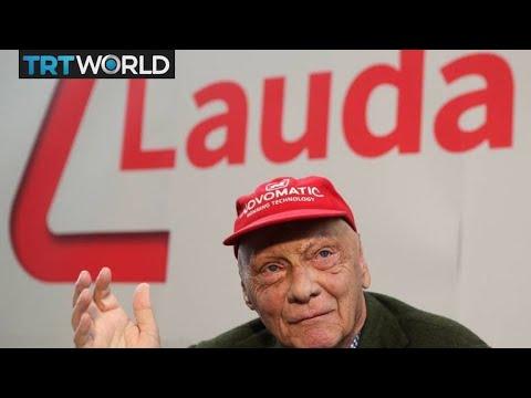 Niki Lauda: Three-time Formula One world champion dies
