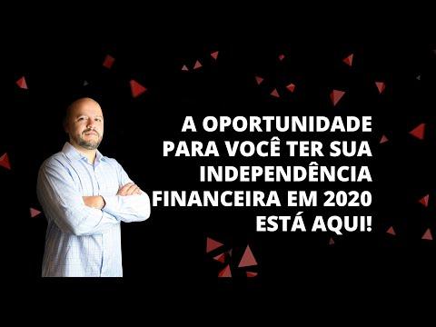 A oportunidade para você ter sua independência financeira esta aqui!