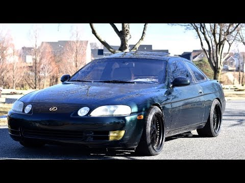 JUST WHEN YOU THOUGHT... LEXUS SC300 2JZ
