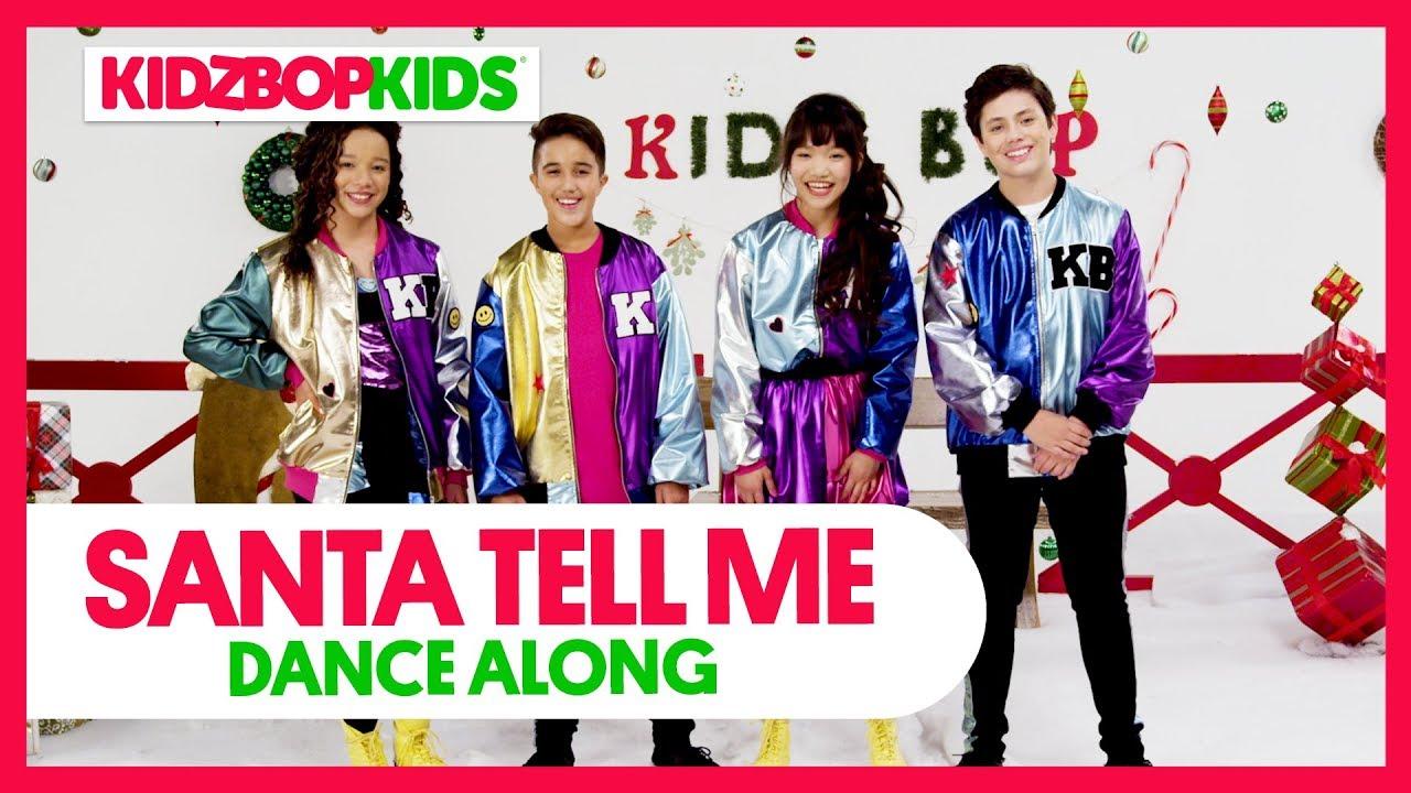 KIDZ BOP Kids – Santa Tell Me (Dance Along) [KIDZ BOP Christmas ...