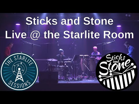 02 - Take The A Train (Sticks And Stone Live @ The Starlite Room)