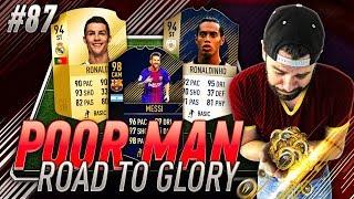 THE BEST META ATTACK FOR FUT CHAMPIONS!!! - Poor Man RTG #87 - FIFA 18 Ultimate Team