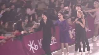 (4K video) Ледовое шоу 2018 Закрытие ✨ Алина Загитова + Евгения Медведева