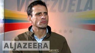 henrique capriles venezuela is not all about maduro talk to al jazeera