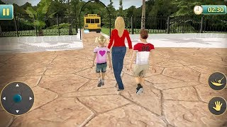 Virtual Mom Life 3D : Happy Family Life Simulator || Android Gameplay