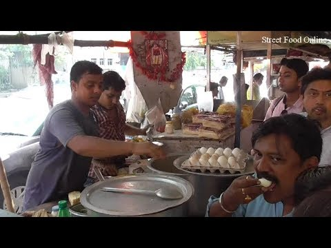 Exciting Bread Varieties With Egg & Veg Curry | Kolkata Street Food Online