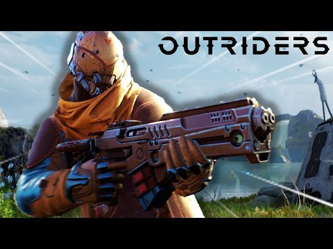 *NEW* NEXT GEN LOOTER SHOOTER! – Outriders Gameplay