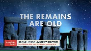 Stone Henge: New Findings = More Mystery