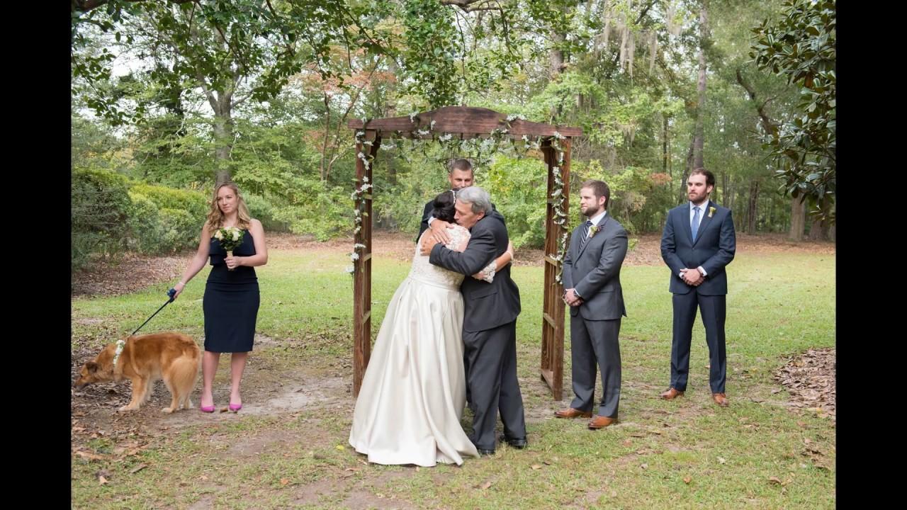 Kasey King Charleston Sc Wedding Officiant Ashley And