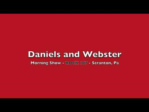 Daniels And Webster Rock 107 Morning Comedy Show