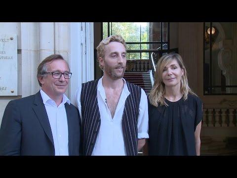 15年度ANDAM賞、グランプリ受賞者らインタビュー Pigalle by Stephane Ashpool claims the Grand Prize from ANDAM 2015